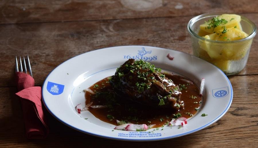 Heidekrug, Münster - Restaurant, Deutsche Küche, Café & Bistro