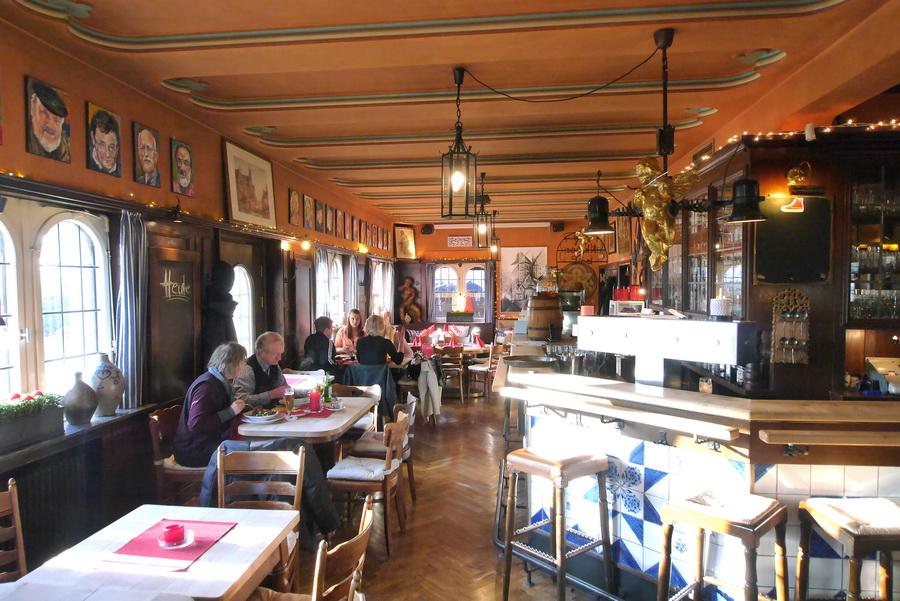 Kruse Baimken, Münster - Restaurant, Deutsche Küche
