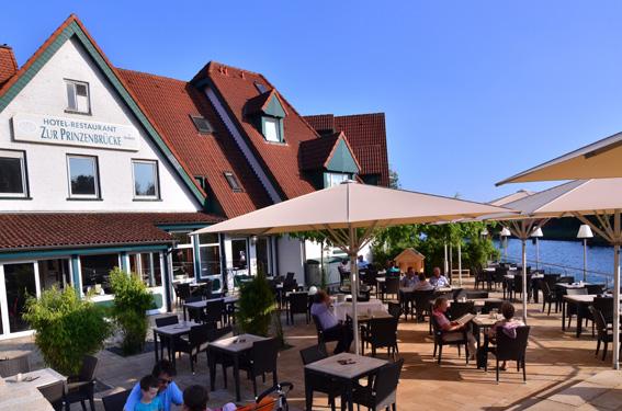 Restaurant zur Prinzenbrücke, Münster - Restaurant ...